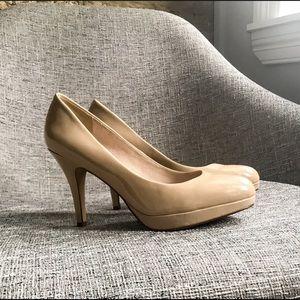 Nude Heels from Aldo